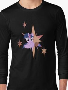 Twilight Sparkle Stars Long Sleeve T-Shirt