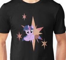 Twilight Sparkle Stars Unisex T-Shirt