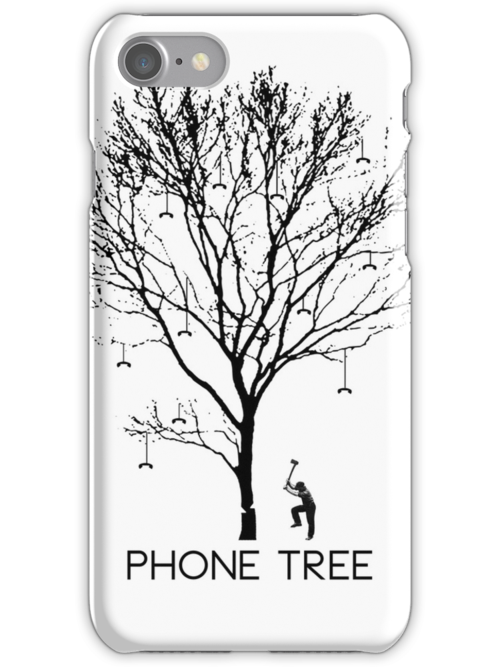 Chopping Down the Phone Tree by RedPine
