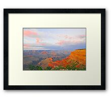 Grand Canyon. Framed Print