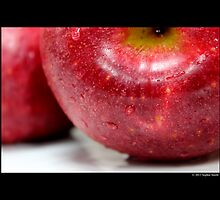 Gala Apple Detail  by © Sophie W. Smith