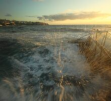 Sunrise Splash by yolanda