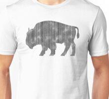 Weathered Buffalo Unisex T-Shirt