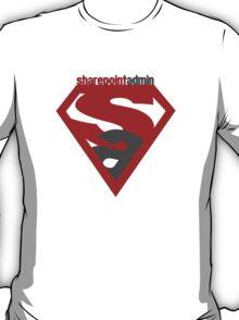 SharePoint Admin T-Shirt