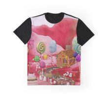 Candy Land Graphic T-Shirt
