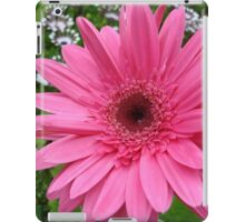 Pink Flower 1 iPad Case/Skin