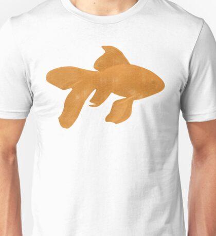 Single Goldfish Unisex T-Shirt