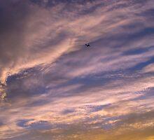 Cloud sweep by MarianBendeth
