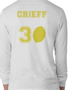 Martin Crieff- Travelling Lemon Jersey  Long Sleeve T-Shirt