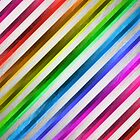 Rainbow Stripes  by mgraph