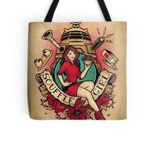Souffle' Girl Tote Bag