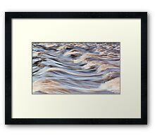 Nepean Abstract Framed Print