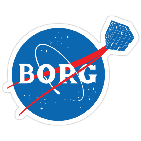 BORG by geekchic  tees
