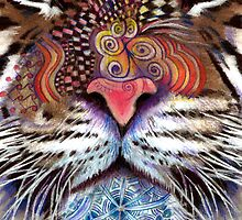 eye of the tiger by artistsuetaylor
