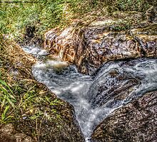 Thailand Phuket Creek by robyn70
