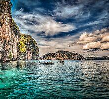 Thailand Phuket Islands by robyn70
