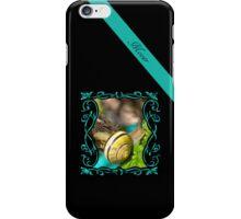 Yellow Grove Snail VRS2 iPhone Case/Skin