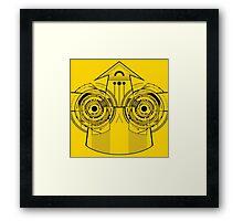RObotic Sight Framed Print