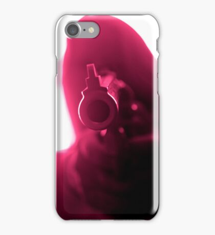 Shoot 'Em Up iPhone Case/Skin