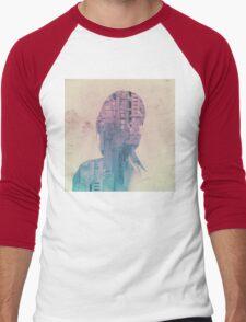 Strangers Men's Baseball ¾ T-Shirt
