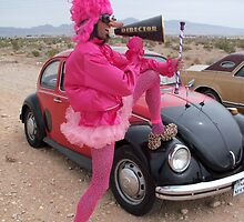 Pink Punce by jollykangaroo