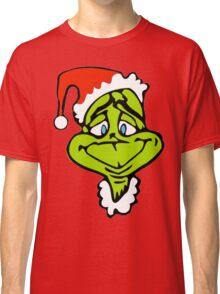 Santa The Grinch Christmas Classic T-Shirt