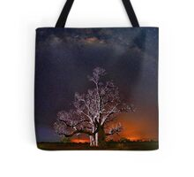 Bushfire Boab Tote Bag