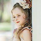 Vintage style Portrait by Michelle *