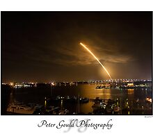Night Launch by petergouldphoto