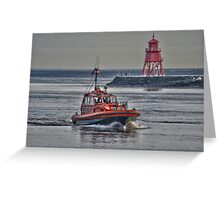 Northumberland Greeting Card