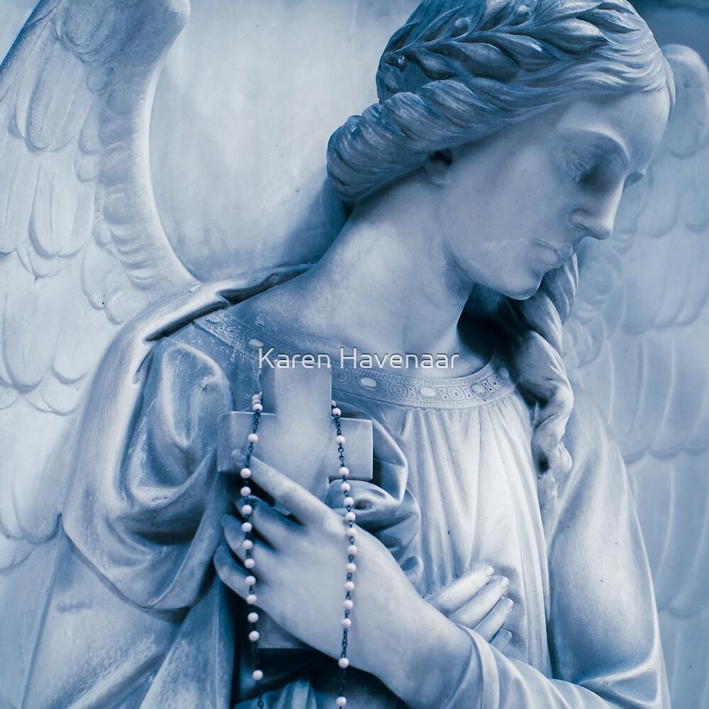 Blue Angel by Karen Havenaar