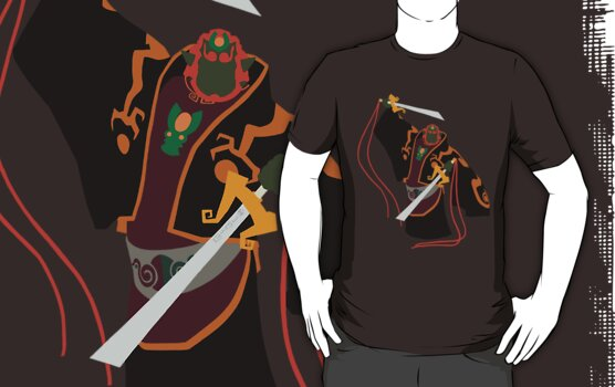 Ganondorf WW by ArcaneFire