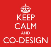 KEEP CALM AND CO-DESIGN Kids Clothes