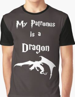 My Patronus is a Dragon Graphic T-Shirt