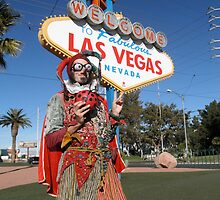 Ladybird Jester in Vegas by jollykangaroo