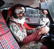 Jester Driving by jollykangaroo