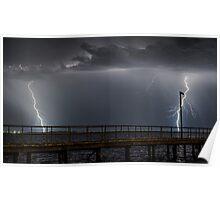 Kwinana Lightning Poster