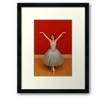The Joy of Ballet Framed Print