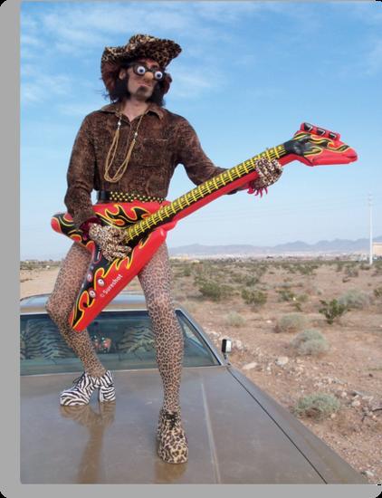 Leopard Rocker by jollykangaroo