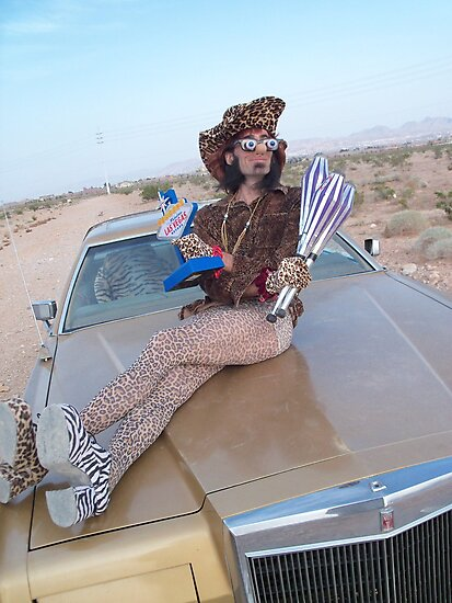 Leopard Juggler by jollykangaroo