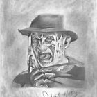 Freddy Krueger by stoophilpott
