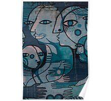 Brick Lane Wall Art Poster