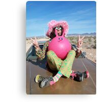 Eccentric Fellow Canvas Print