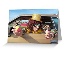 Do you want to juggle? Greeting Card