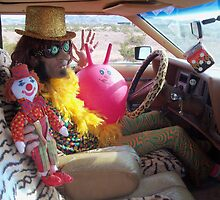 Odd Man by jollykangaroo