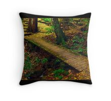 Perfect Resting Place Throw Pillow