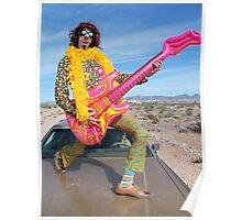 Psychedelic Fool Poster