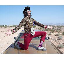 Viva Las Vegas Photographic Print