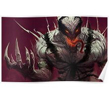Anti-Venom Poster