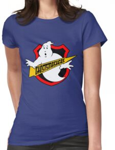 Ghost Smashers Redux Womens Fitted T-Shirt